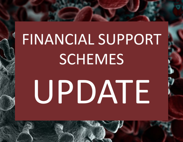 Financial support – what's available and what you may need to do